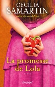 La promesse de Lola de Cecilia Samartin