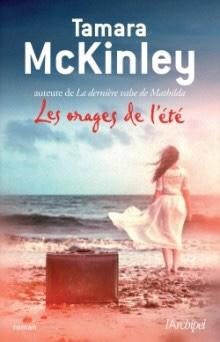 Tamara McKinley : Les orages de l'été