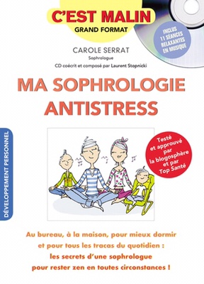 Ma sophrologie anti-stress