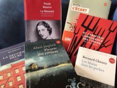 Rentrée littéraire automne 2018 : dans ma pile …