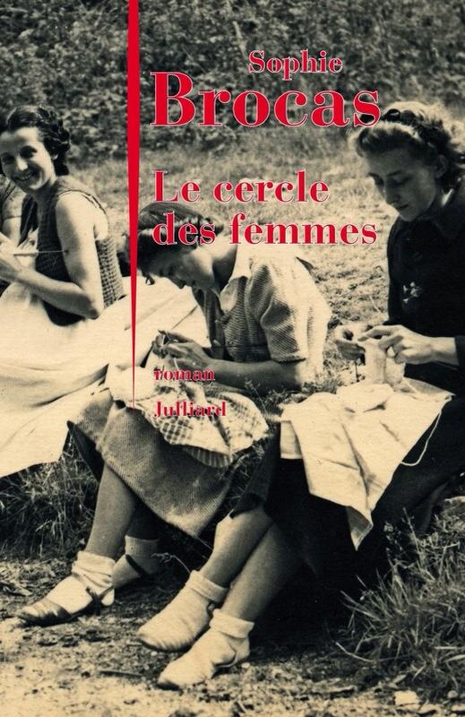 Le cercle des femmes de Sophie Brocas