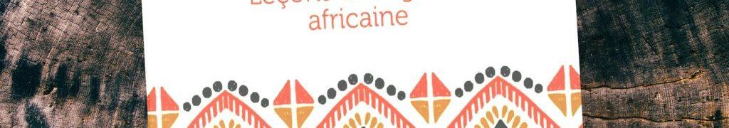 Mungi Ngomane : Ubuntu, Je suis car tu es