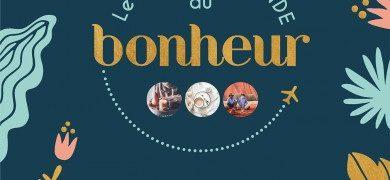 Critique de : Le tour du monde du bonheur de Marion McGuinness