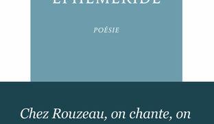 Critique de : Éphéméride de Valérie Rouzeau